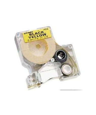 Yellow 6mmX7m for DYMO-500TS Eletronic labelling S0720790