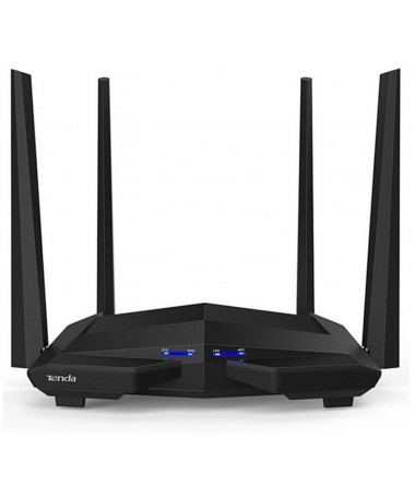 Tenda AC10 Smart Dual-Band Gigabit AC1200 WiFi Router