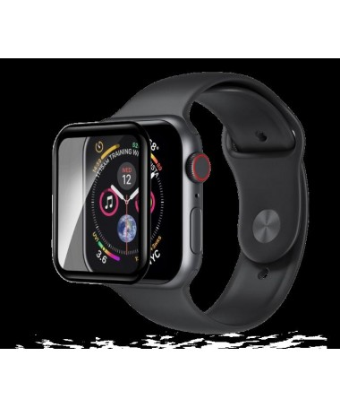 Protezione in vetro temperato per Apple Watch 4 serie 44mm