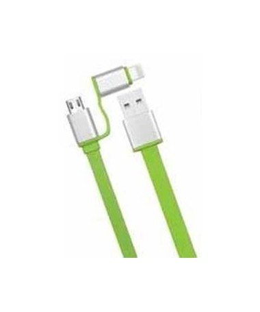Cavo m-USB 2.1 e iOS79 Dati e Carica Per Apple e Android
