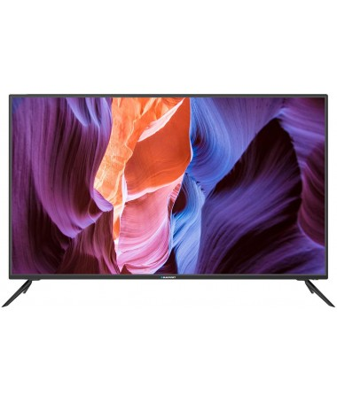 "50"" 4K Ultra HD TV con DVB-T2 (H.265 Main 10)"