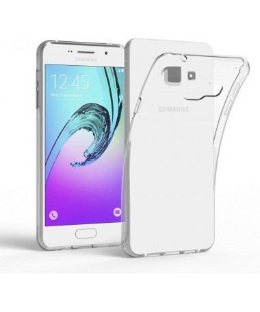Cover TPU Slim 0.5mm Morbida Per Galaxy J1 2016 Trasparente