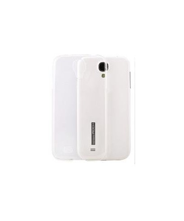 Cover Rock Ethereal shell in Policarb per Samsung S4 Trasp
