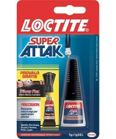 COLLA SUPER ATTAK PRECISION 5g + 1g