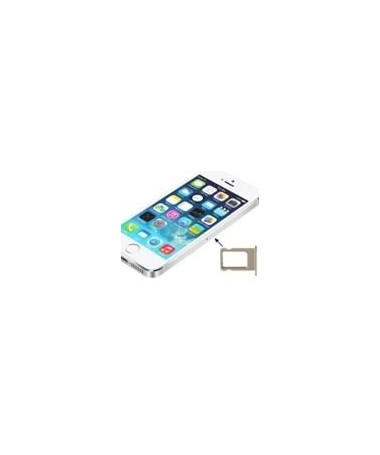 Slot Sim Card per iPhone 5C Bianco