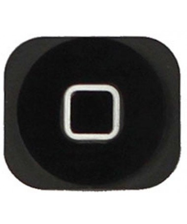 Pulsante Home per iPhone 5C Nero