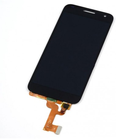 LCD + Touch senza Frame per Huawei G7 G7-L01 G7-L03 Nero