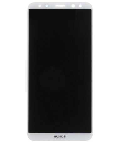 LCD Display + Touch per Huawei Mate 10 Lite Bianco
