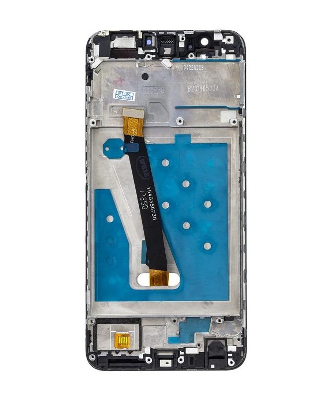 Huawei P Smart LCD + Frame Front Cover Nero