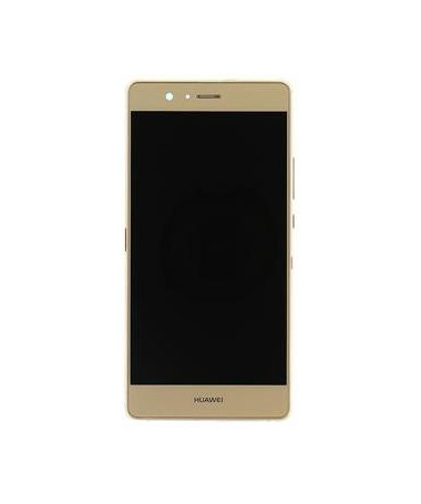 LCD + Touch ORIGINALE con Frame per Huawei P9 Lite Gold